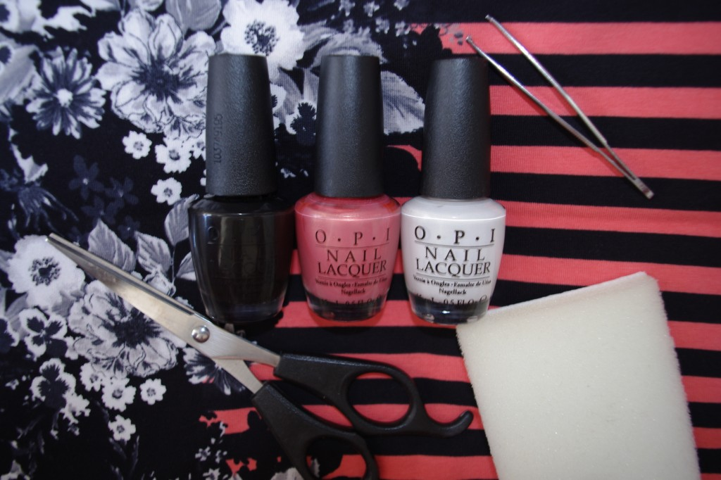 O.P.I Nail Art BLog post