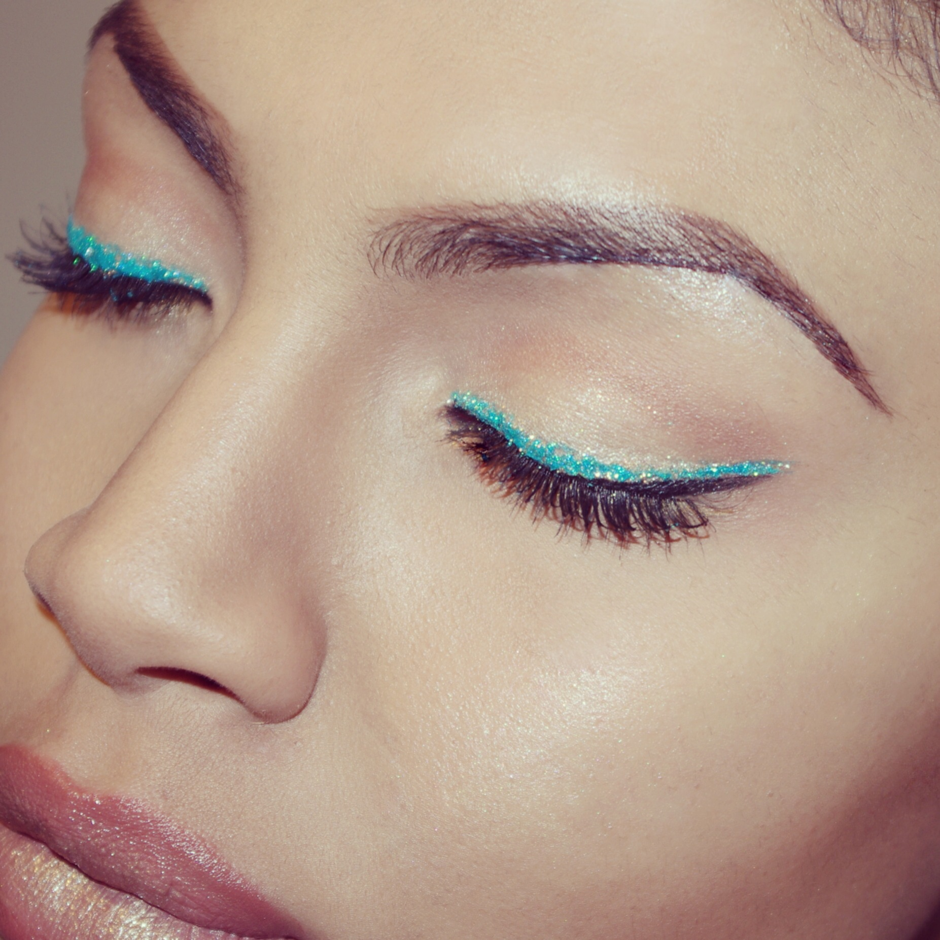 Samio Collection Glam Crystals Gel Eye Liner Pizzazz Makeup