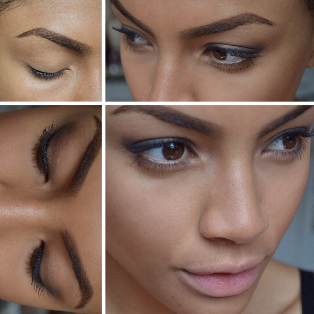 My Three Step Brow Routine - For Defined Brows - SAMIO