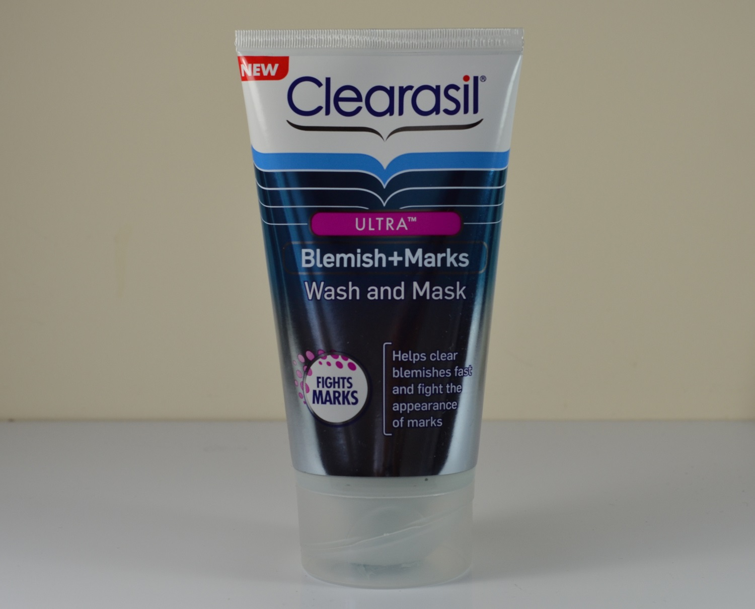 Clearasil Blemis & Marks Face Wash and Mask