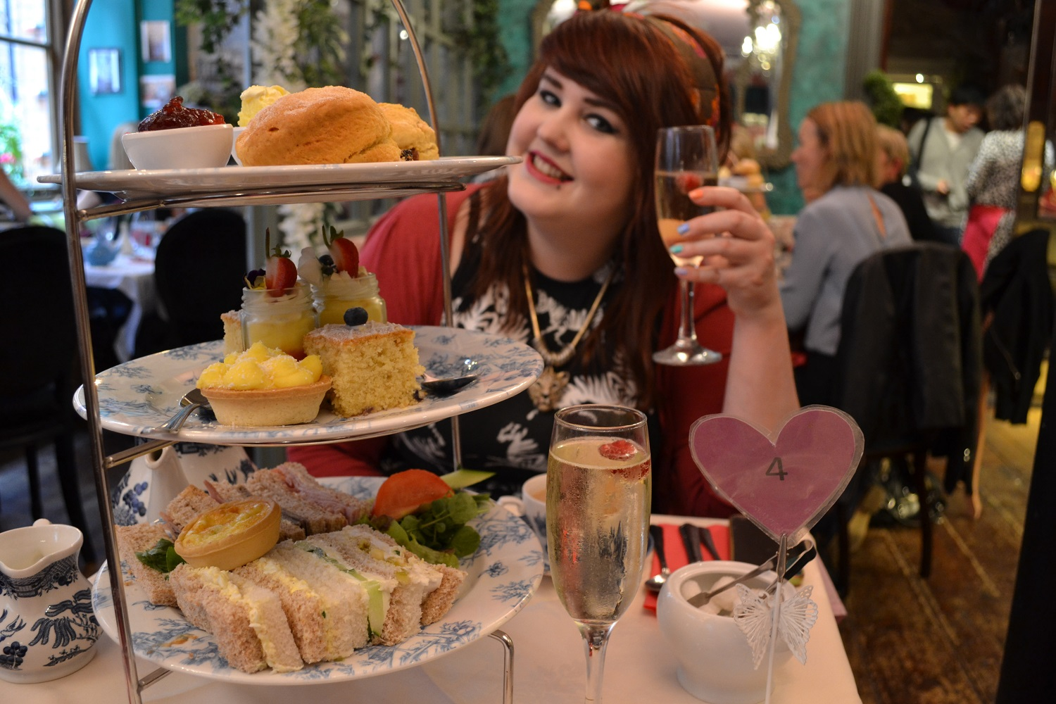 The Richmond Tea Afternoon Tea