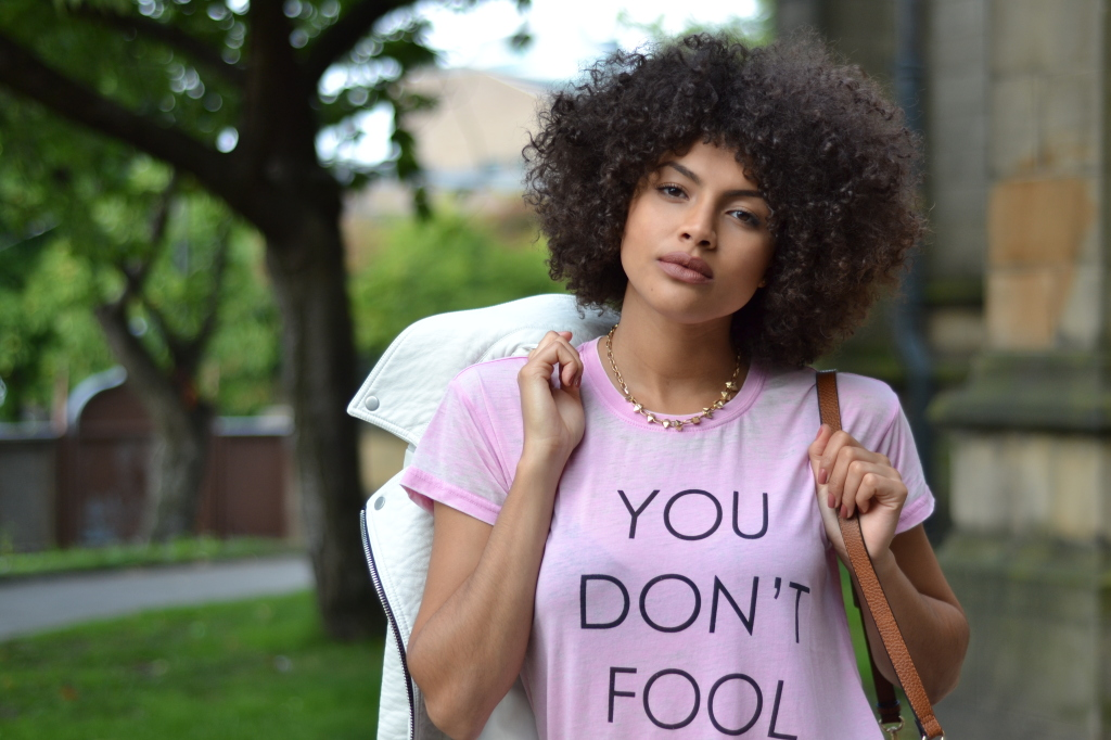 You Don't Fool Me – Biker Jacket and Tee