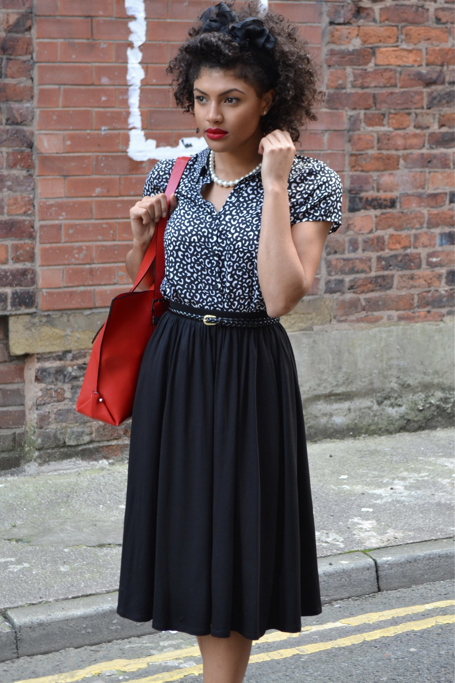 1950's style outftit
