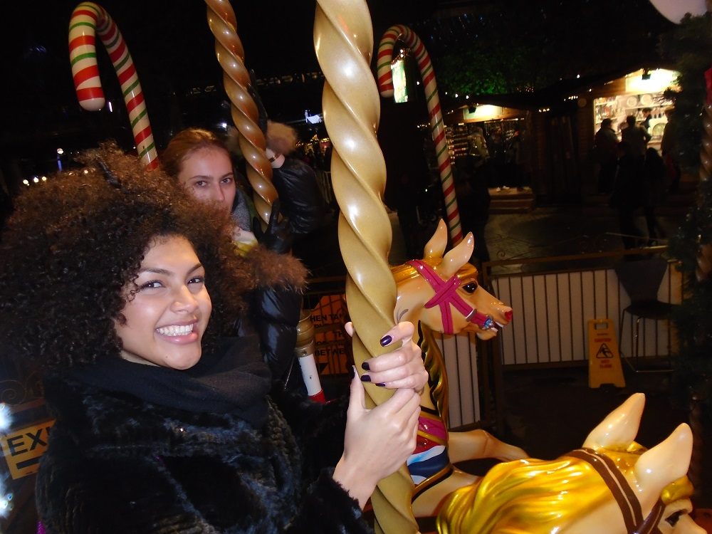 Carosel Southbank London