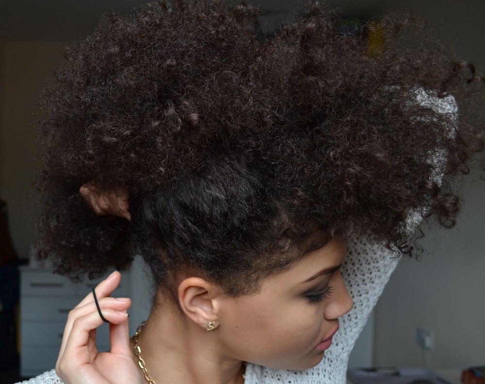 Easy way to do a frohawk