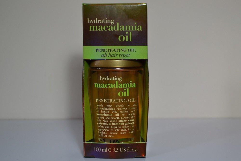 OGX Hydrating Macadamia Oil Penertrating Oil
