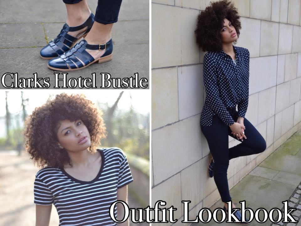 Clarks Hotel Bustle Outfit Lookbook