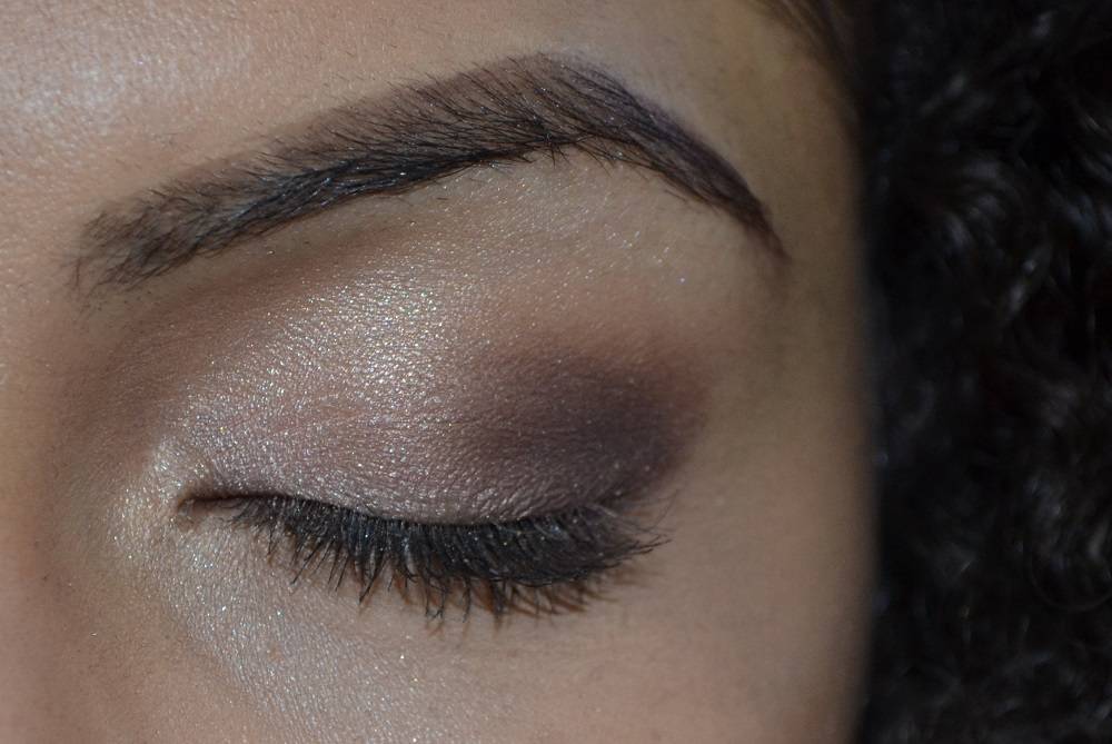 H&M Brown Eyeshadow review