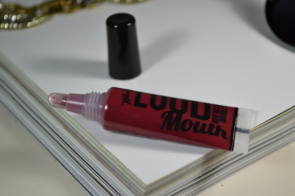 Barry M Loud Mouth Liquid Lip Colour red