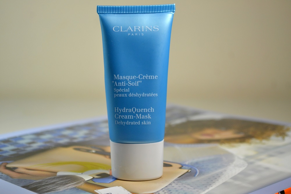 Clarins HydraQuench Cream Mask Review