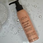 JOIK Shimmering raspberry body lotion with sweet almond oil Review
