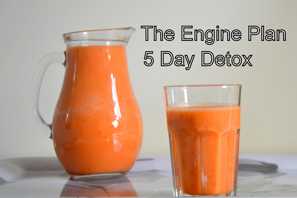 The Engine Plan 5 Day Detox