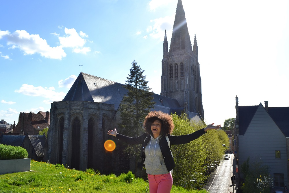 My time in Ypres, Belgium