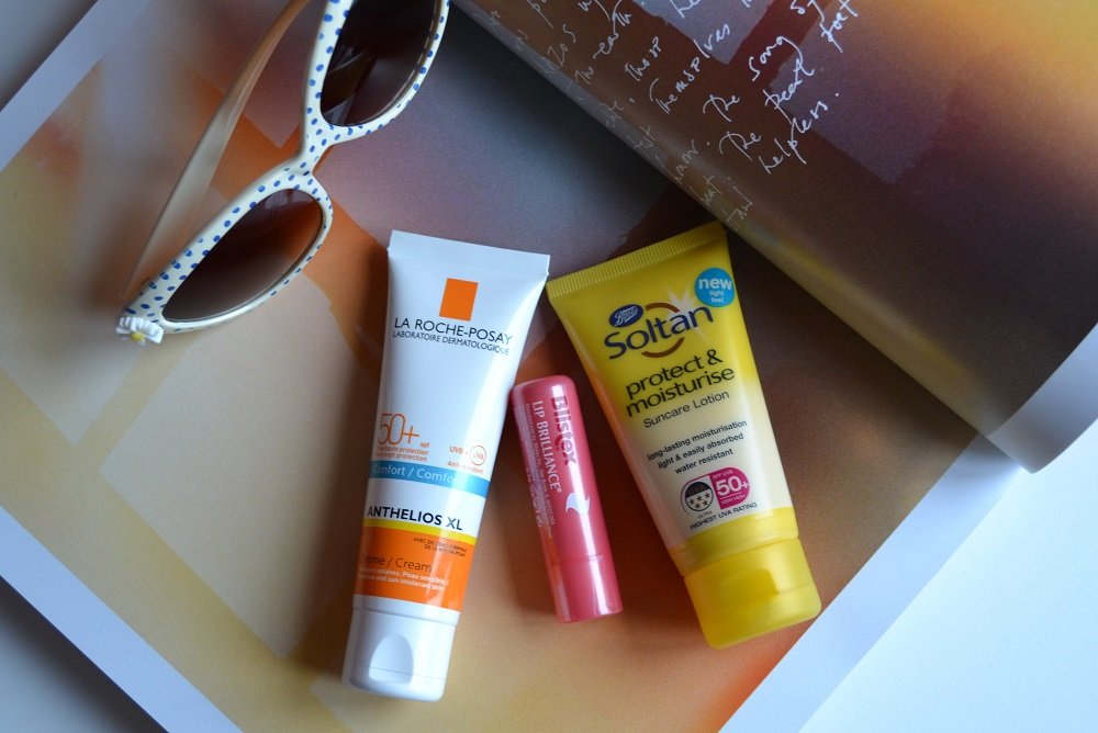 My Summer Skin Protection – On The Go Essentials