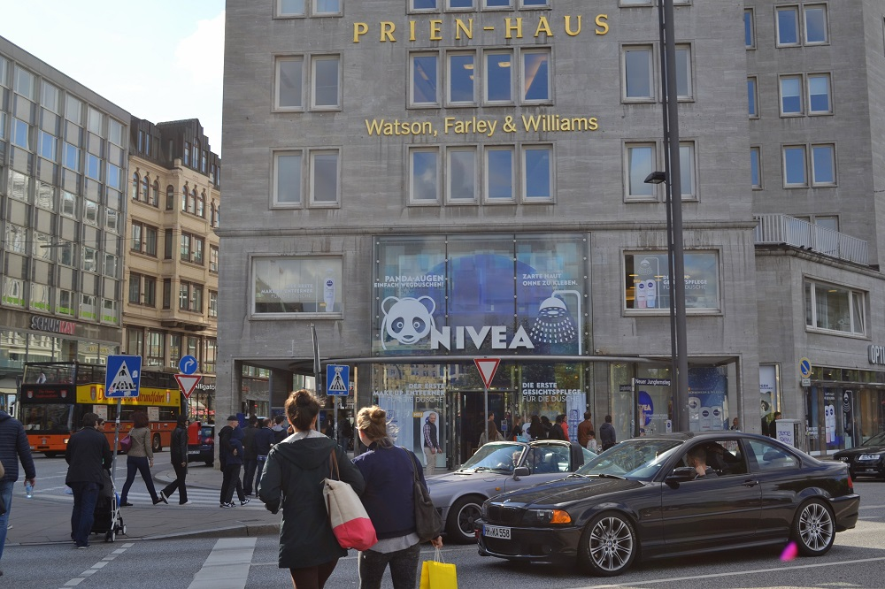 Nivea Shop Hamburg