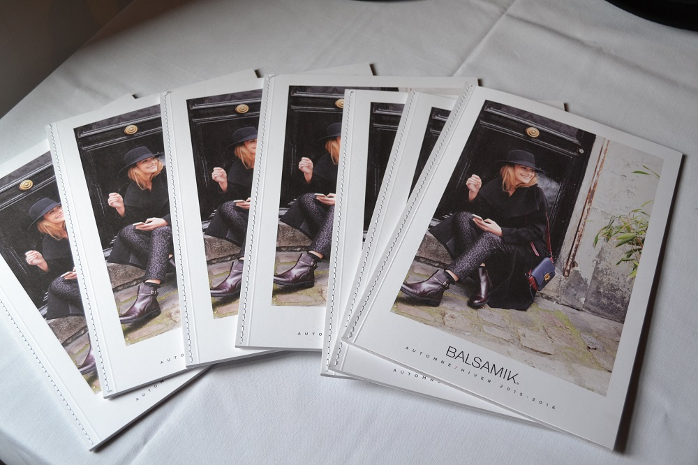 Balsamik AW 2015 2016 brochure catalogue look book