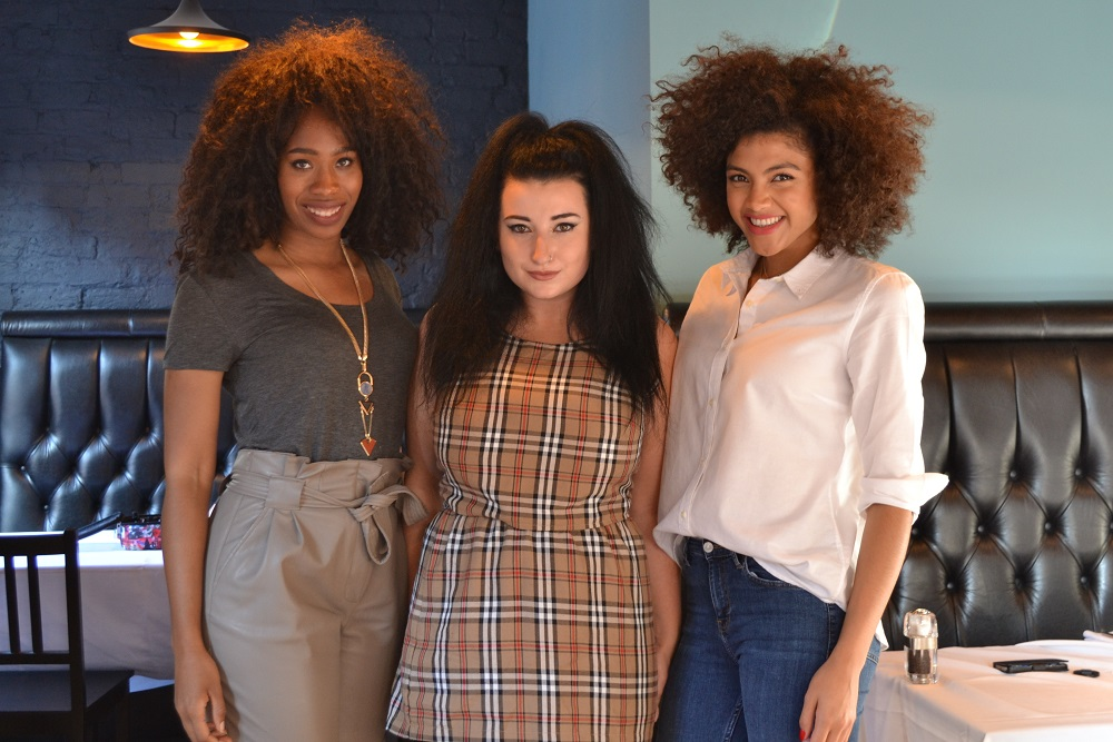 Balsamik VIP UK Launch with Bloggers L'Oreal Blackette and Ellie Grace Thorpe