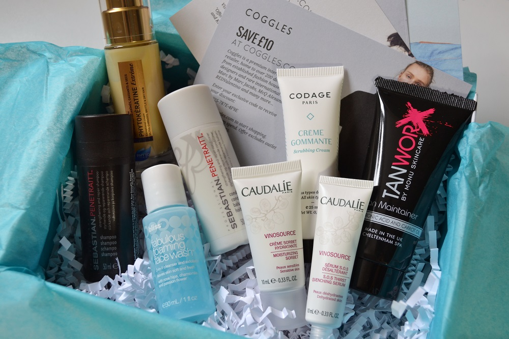 Look Fantastic September BEauty Box Birthday Edition Review