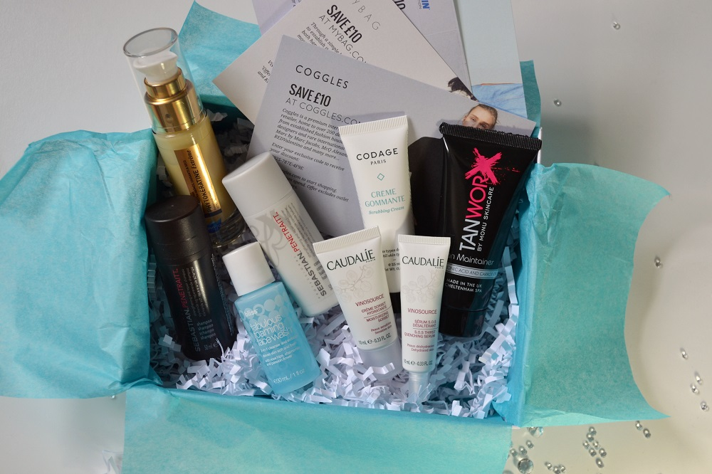 LookFantastic Beauty Box 1st Birthday Product Review