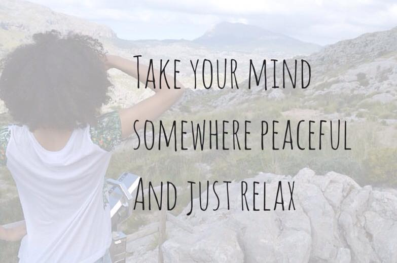My Relaxation Mantra & The Chance To Win A Spa Break