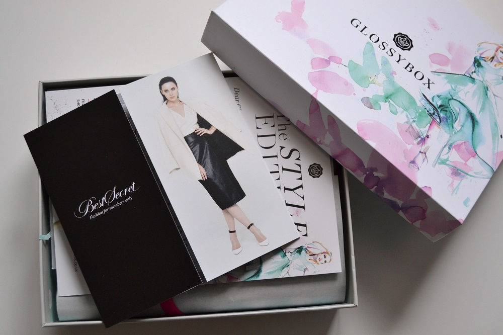 Glossybox – The Style Edition Review