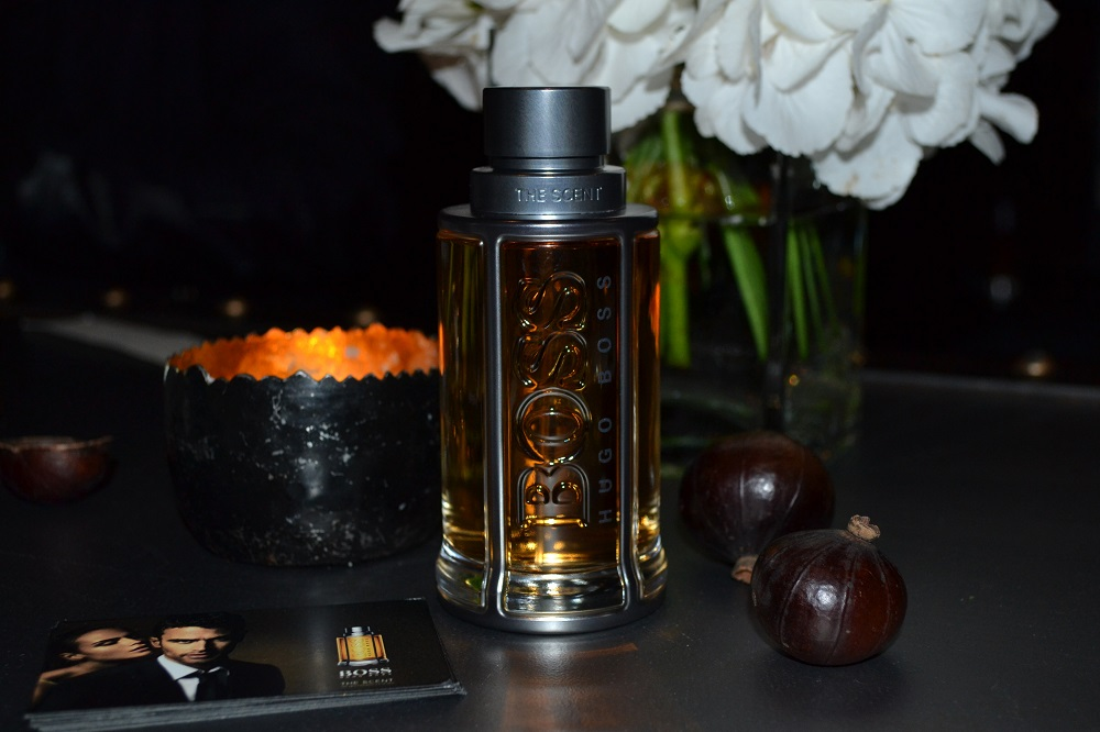 Hugo Boss The Scent Fragrance Launch