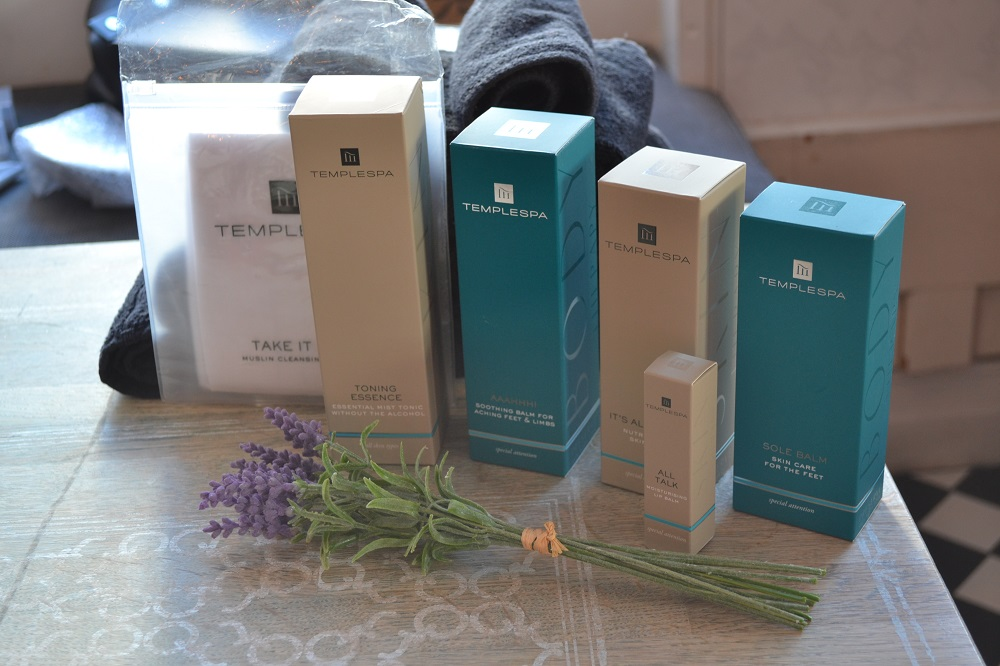 TempleSpa products