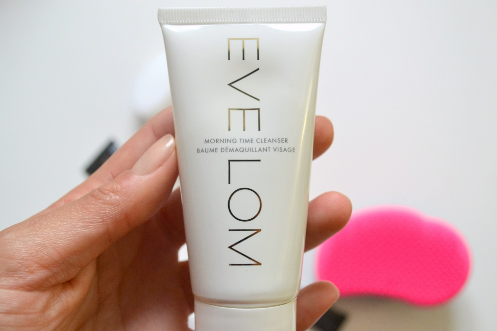 Eve Lom Morning time cleanser review