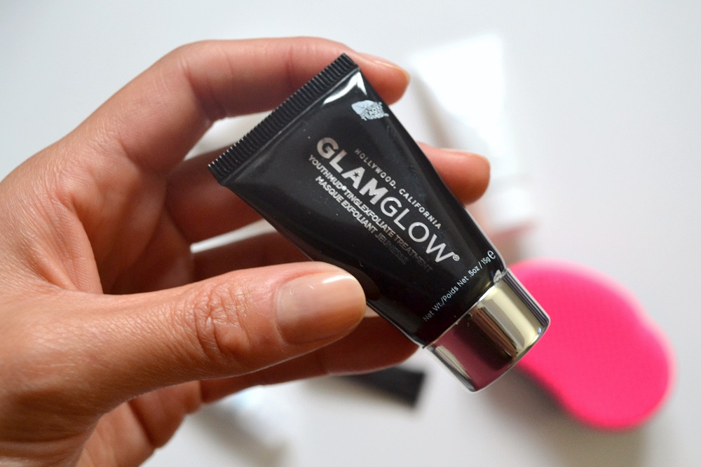Glam Glow Youthmud review
