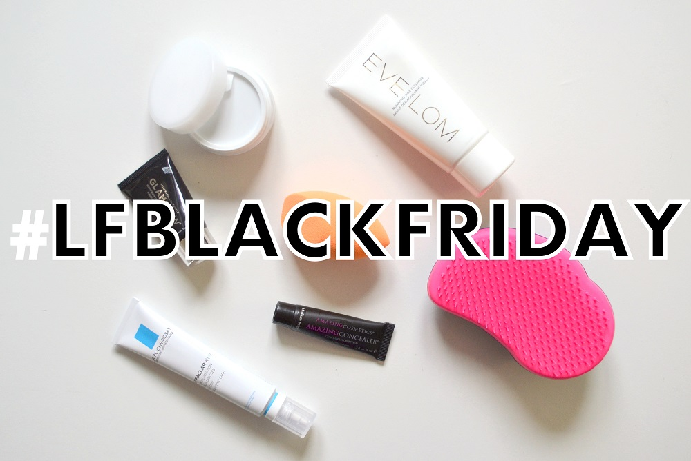 LookFantastic Black Friday & Cyber Weekend Offers