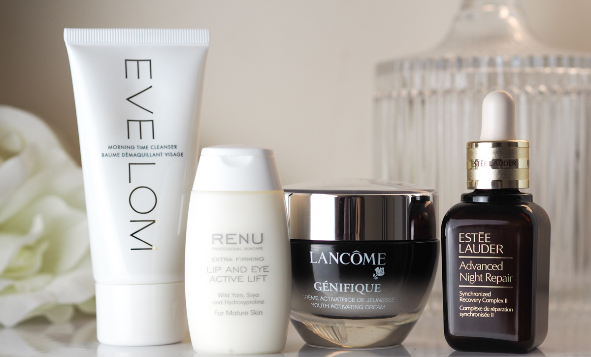 Rehydrate and rejuvenate with a luxury skincare routine
