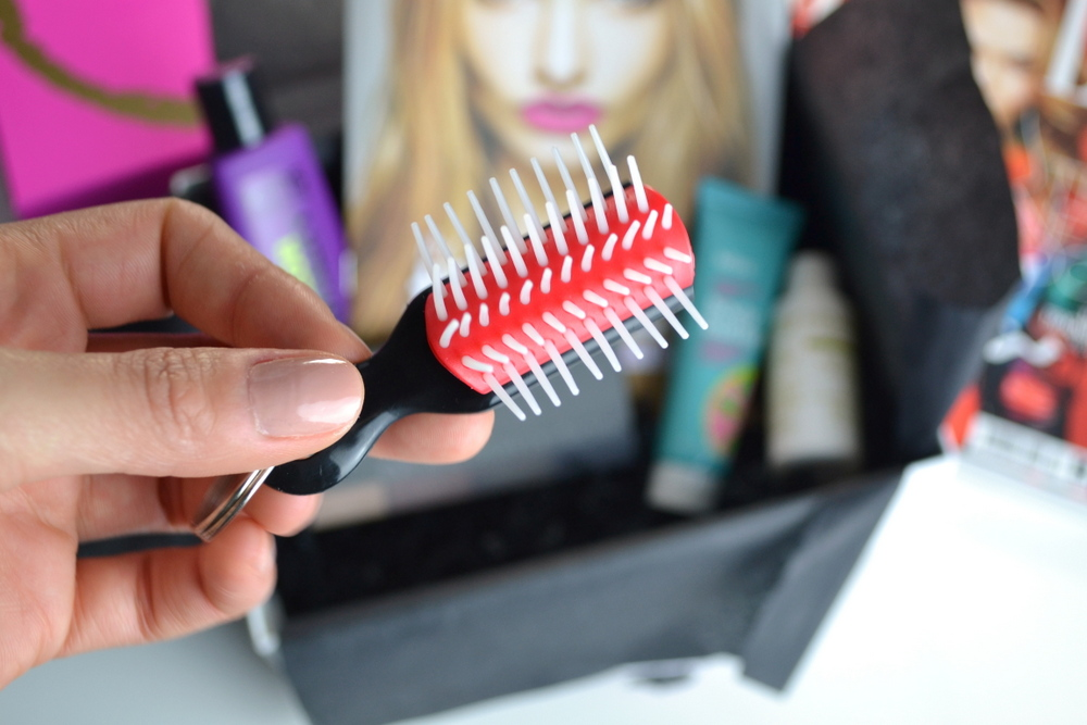 Denman Mini Keyring Brush