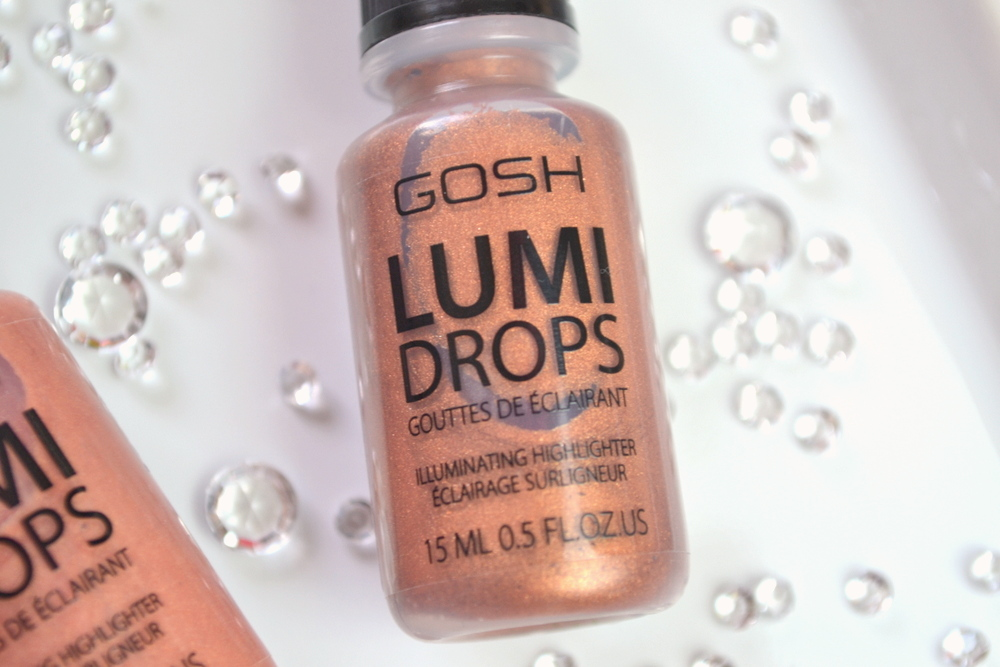 Gosh Lumi Drops in 006 Bronze review