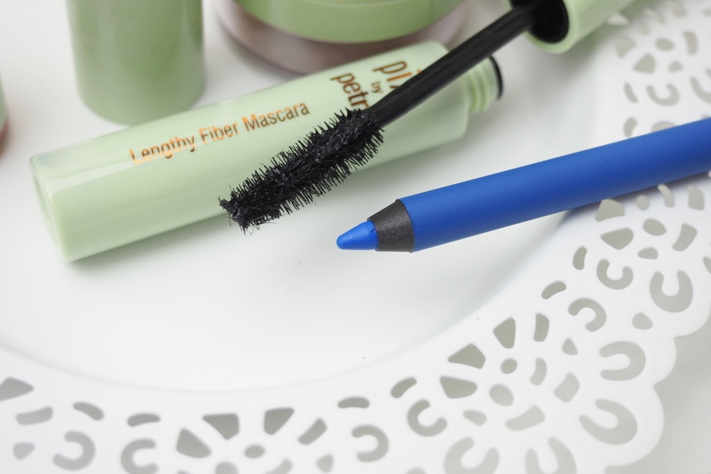 Pixi Lengthy Fiber Mascara and Eye Liner Review