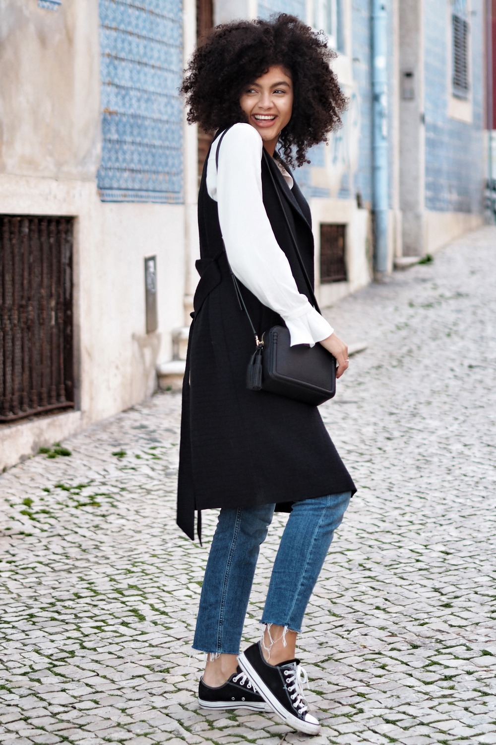 Style Fashion Blogger In Lisbon