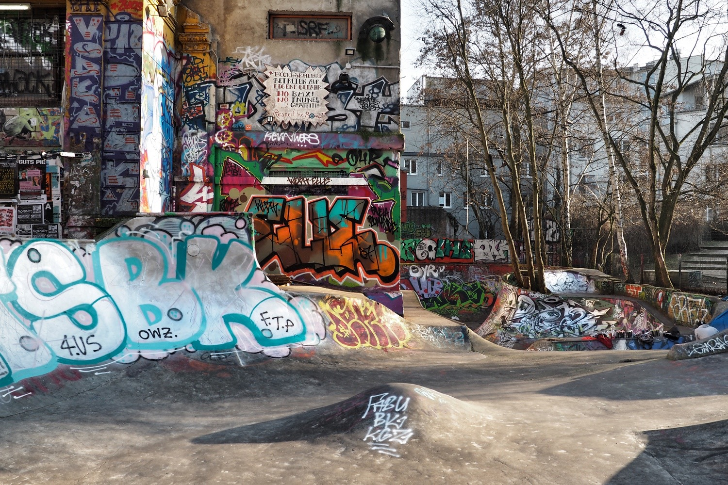 Squatters Graffiti House Hamburg St Pauli