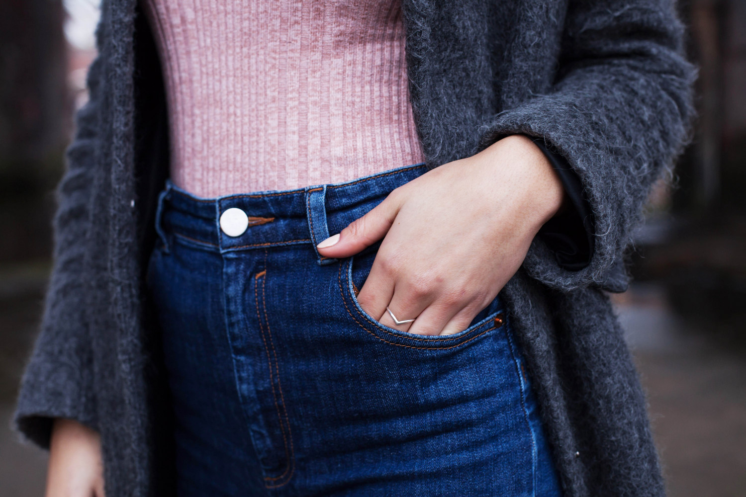 denim and outfit details