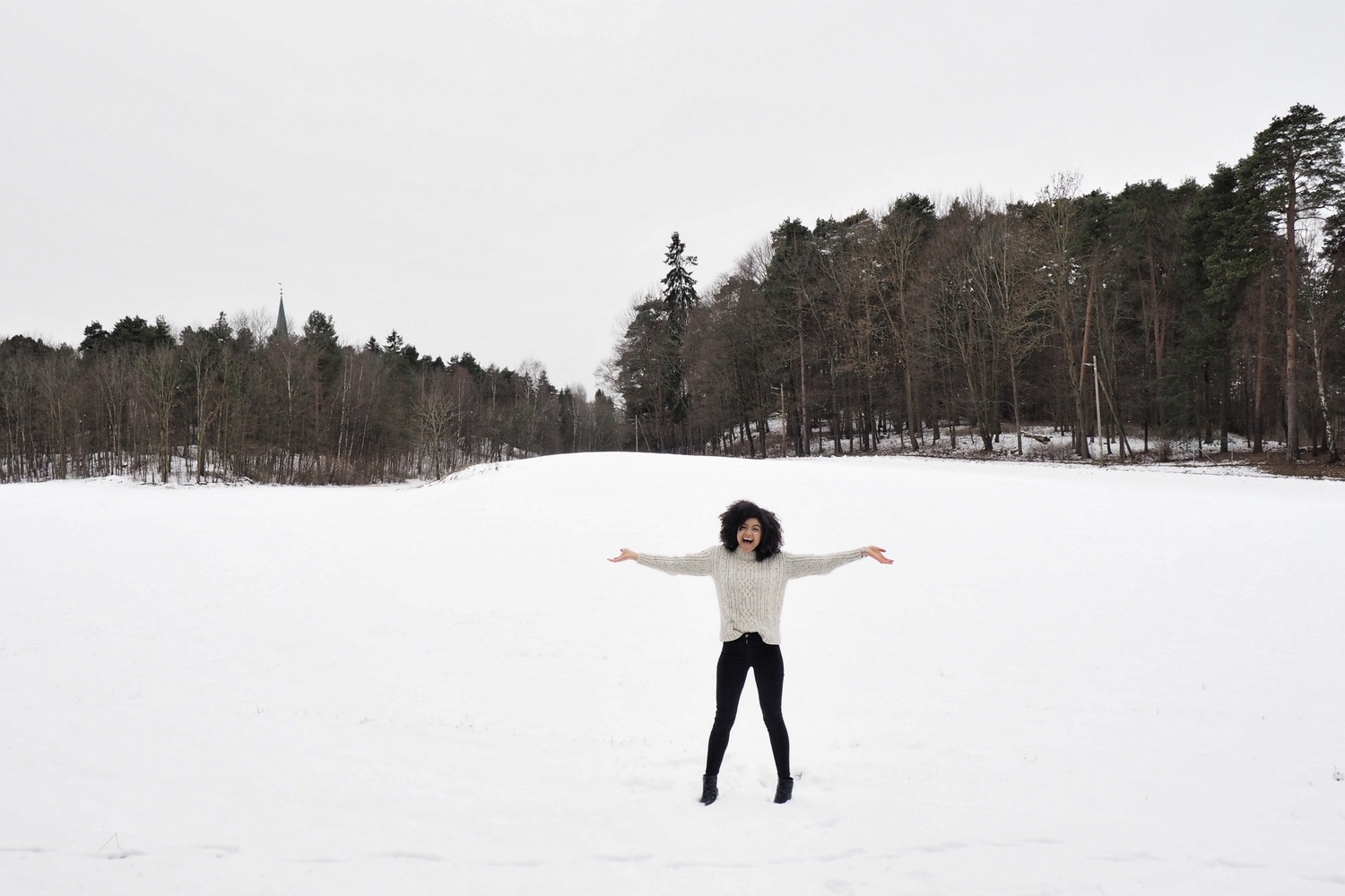Travel Blogger In Oslo Norway