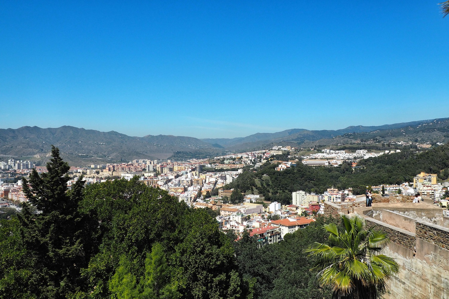Malaga Spain Travel Blog Post