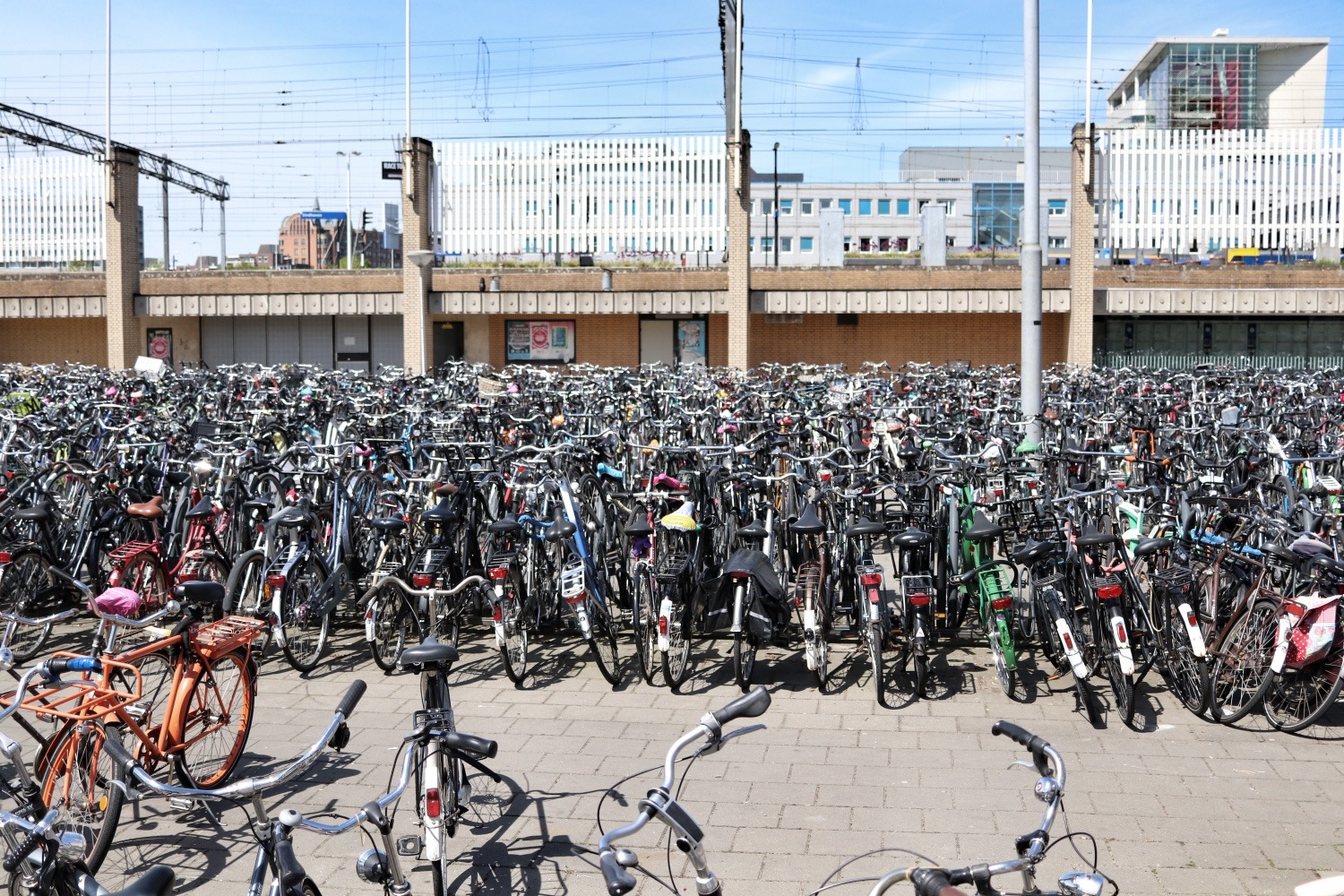 Eindhoven City Cycling