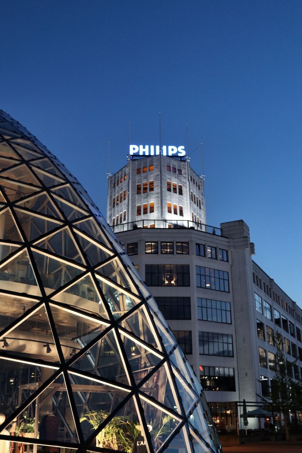 Philips Light Tower Eindhoven