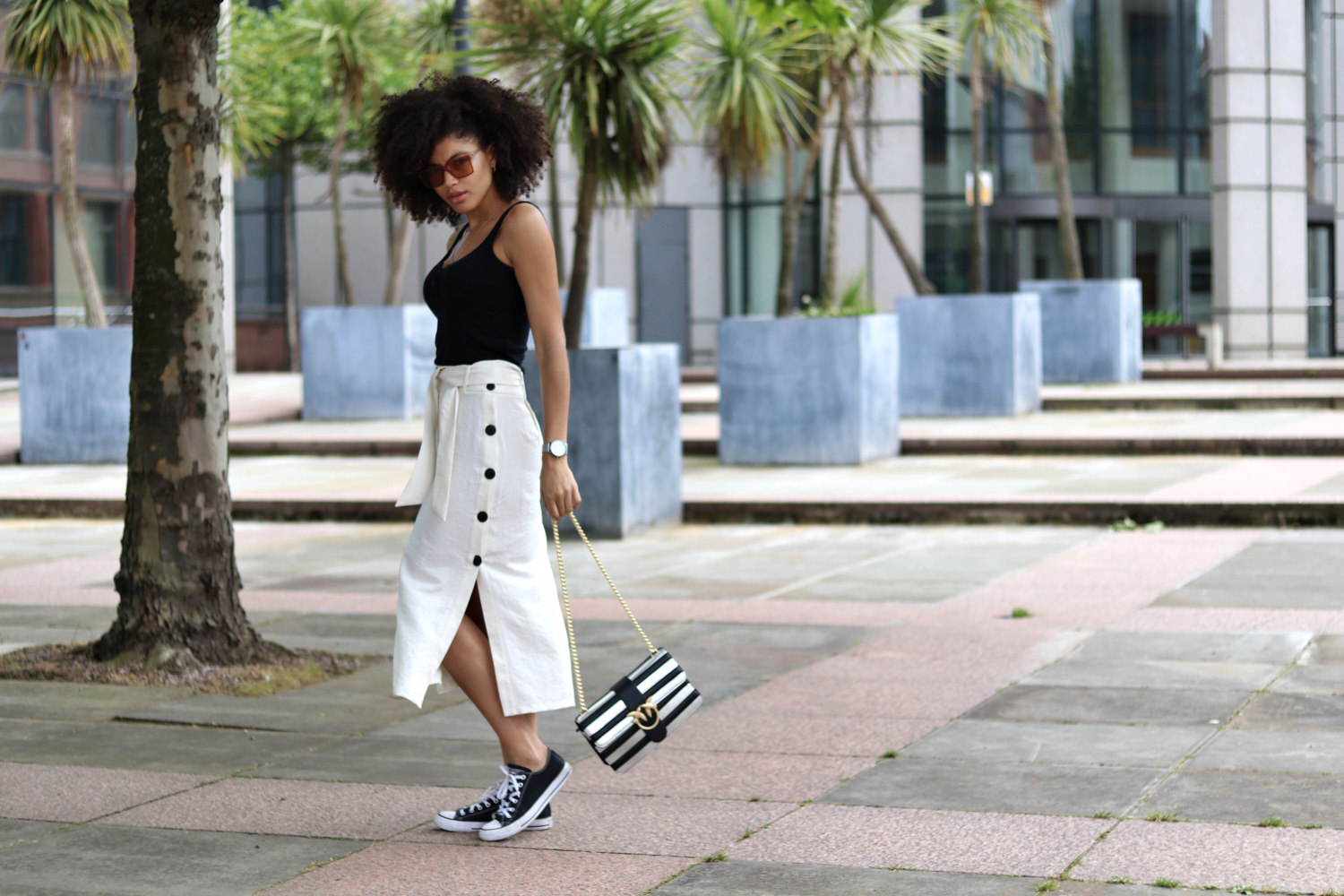 Minimal style blogger outfti
