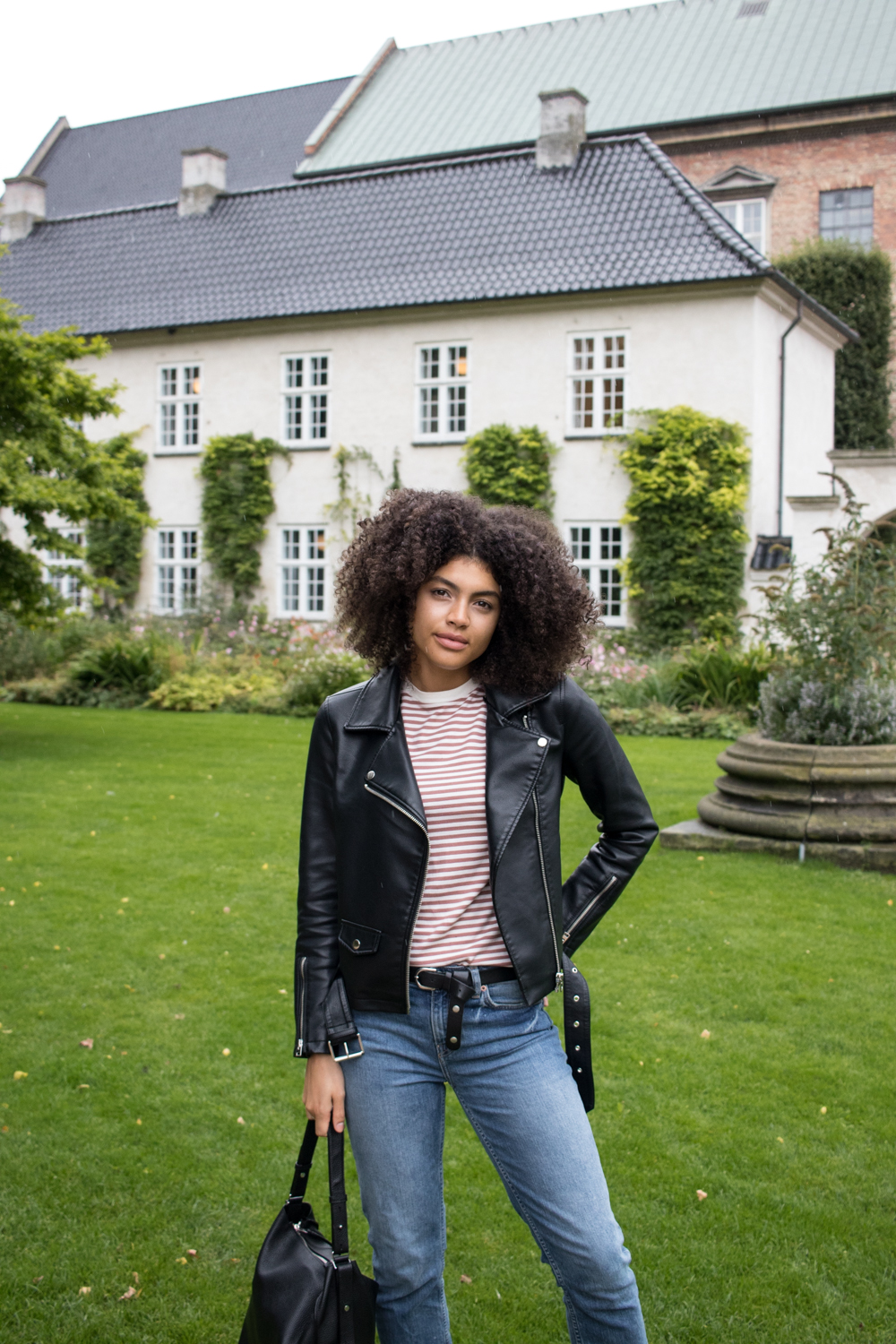 Casual Outfit What to Wear in September in Copenhagen