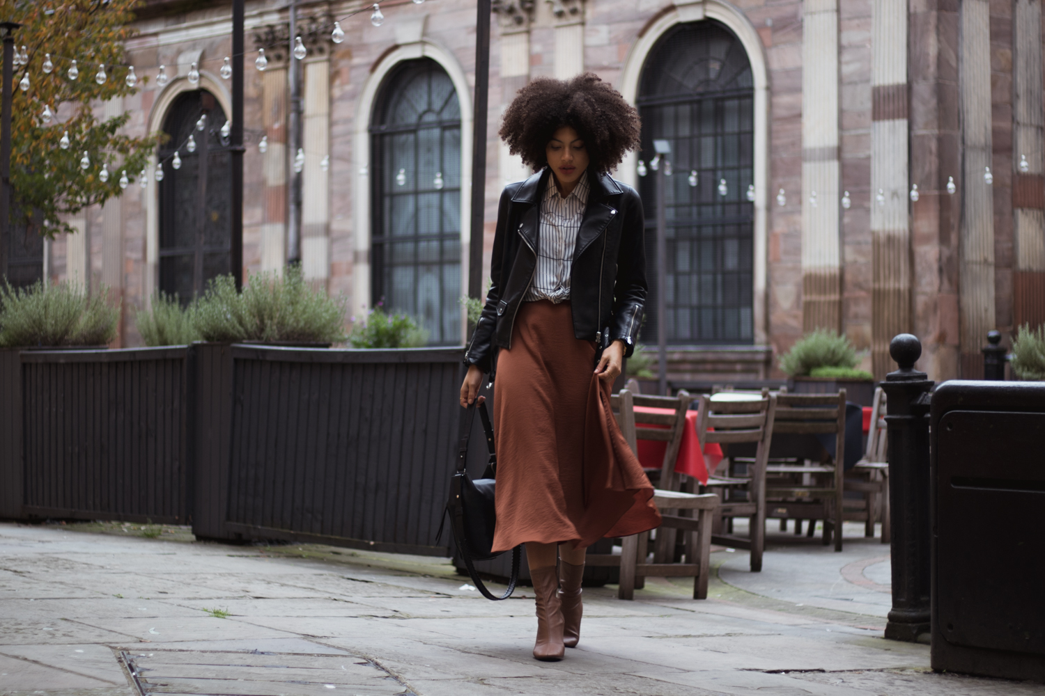 Manchester Style Blogger Autumn Outfit