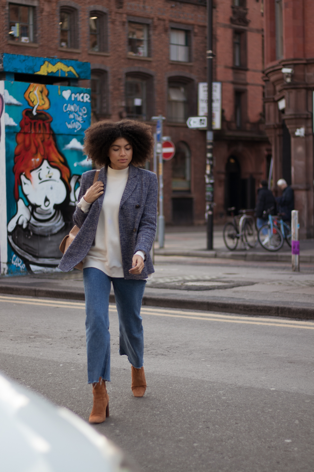 Manchester Fashion Blogger Outfit