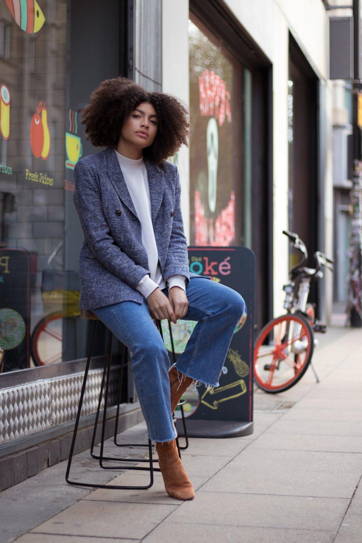 Samio Manchester Fashion Blogger Northern Quarter Style