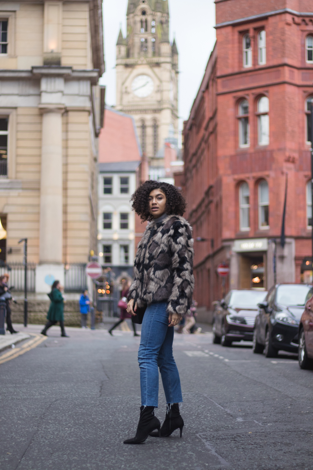 Street Style Manchester Blogger Outfit