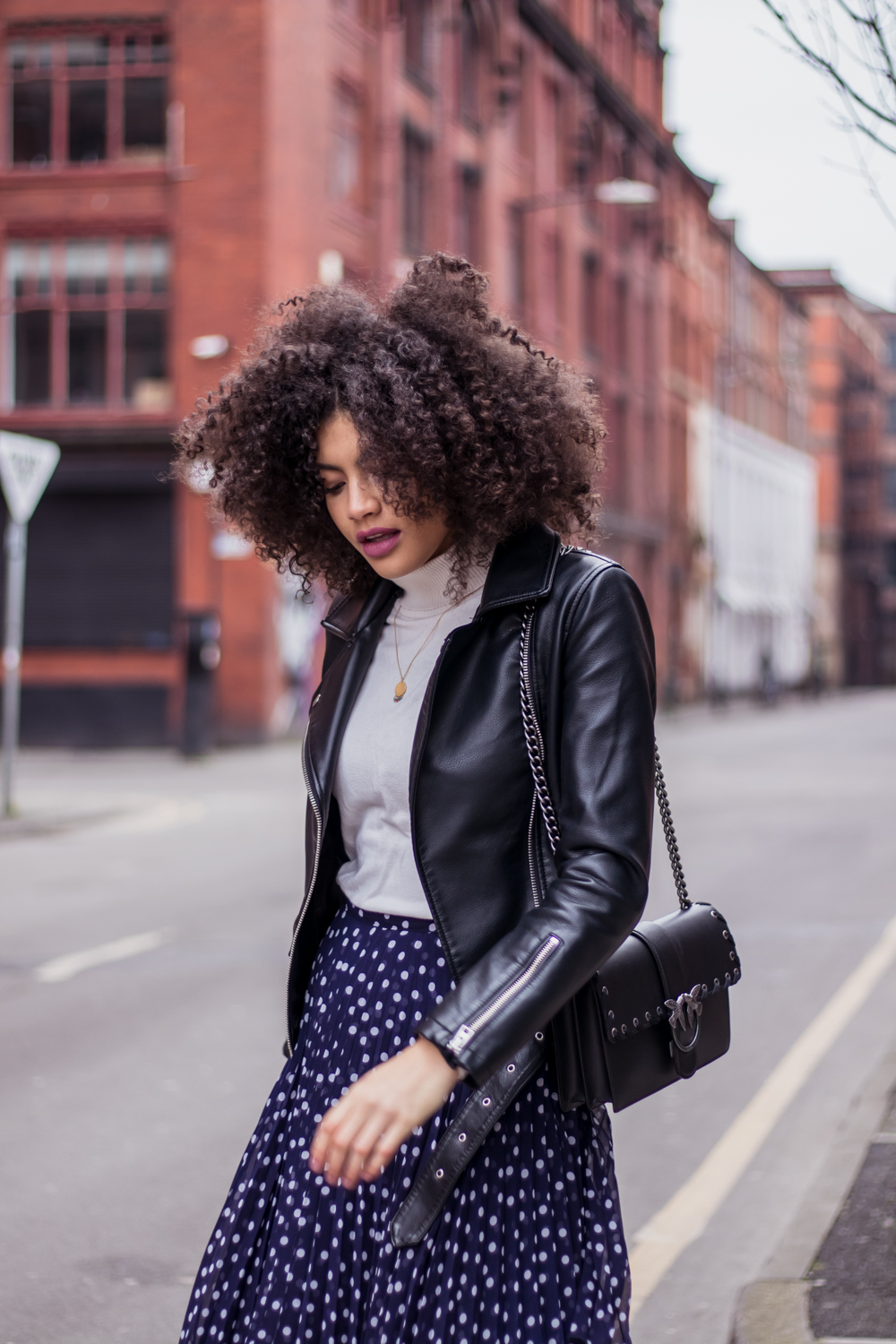 Street Style Fashion Blogger Manchester