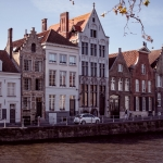 Bruges Belgium in Autumn visit October