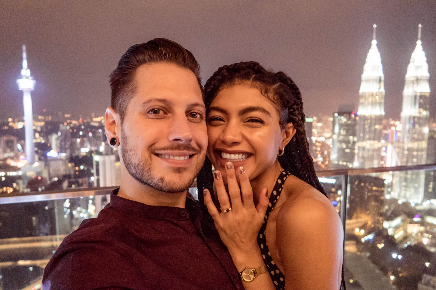 A Big Little Life Update – The Proposal Story